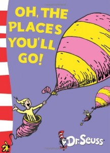 Dr Seuss The Places You'll Go